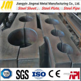 Feuille d'acier de construction de carbone de qualité