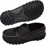 As sapatas de entupimento de macho personalizado homens sapatos de lona Casual
