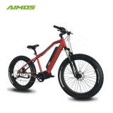 منتصفة محرّك إطار سمين [مووتين] كهربائيّة درّاجة وسط درّاجة