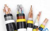 isolation de PVC 0.6/1kv et câble d'alimentation de gaine