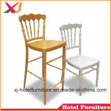 Silla de acero de Chiavari de los muebles del comedor para el hotel/el banquete/la boda