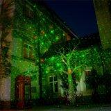 クリスマスのための点の庭のレーザー光線を移動する最も熱い製品