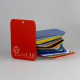Lámina de acrílico colado de color rojo (SDL-138)