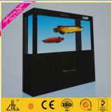 Blocco per grafici di alluminio delle espulsioni anodizzato abitudine per la fabbricazione del serbatoio di pesci