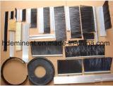 Acceso a la caja de cable de juntas de cepillo Strip