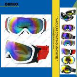 Rainbow пленочного покрытия машина для пластмассовых шлем солнцезащитного козырька