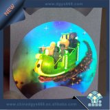 Holograma Adesivo Laser 3D