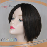 As mulheres conservadas em estoque baratas Short a peruca (PPG-l-01790)
