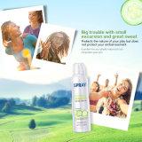 Soins de la peau de blanchiment de gros corps Déodorant spray
