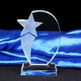 Дешевые оптовые хрустальное стекло премии Trophy стойки проема ветрового стекла