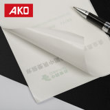 Escrituras de la etiqueta de envío blancas impermeables personalizadas del trazador de líneas del papel cristal