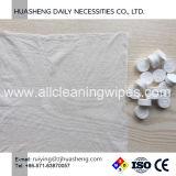 Uso descartáveis toalha comprimido dispensador de tecido tipo moeda