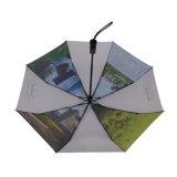 カスタマイズされた完全な印刷の昇進21inch Foldable傘