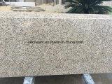 De natuurlijke G682 Roestige Gele Tegel van het Graniet voor Plak, Countertop