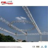 Sistema d'espulsione di alluminio del fascio per il basamento dell'esposizione