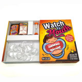 Печатание настольной игры семьи карточной игры изготовлений изготовленный на заказ
