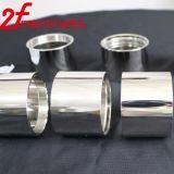 Les pièces métalliques CNC de polonais avec une bonne qualité