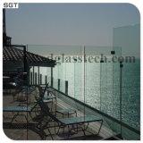 プールFencing&Balustradeのための超明確な緩和されたガラス