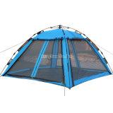 Großhandelsfilm-Selbstprodukteinführungs-Zelt, kampierendes Zelt der Personen-3-4