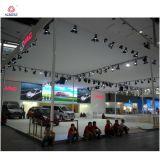 Система стойки ферменной конструкции выставки индикации торговой выставки