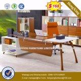 Estructura L escritorio de oficina de encargado de la dimensión de una variable (HX-8N1451) del metal