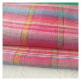 Домашний Chambray ткани и пряжа ткани, Клетчатую ткань, постельное белье Chambray ткань