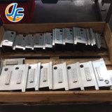 Plancha de corte láser personalizado realizado diversos grosores de fabricación de láminas de metal