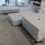 Corian festes Oberflächendusche-Tellersegment für Badezimmer-Dekoration