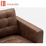 Única cadeira de couro do estilo moderno para a cadeira de vida do sofá de Roomsingle