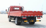 No. 1 최신 판매 Dongfeng /Dfm/DFAC/Dfcv Ruiling 4X2 115HP 소형 화물 화물 자동차 경트럭