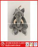 プラシ天のヒョウのおもちゃ袋の中国の製造業者