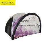 فرقعت فوق قابل للنفخ خيمة عنكبوت قوس خيمة لأنّ عمليّة بيع