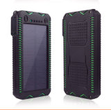 10000mAh celda solar de alimentación del teléfono móvil banco mayorista de alimentación alimentación del equipo