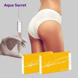 Salão de pele 10ml de ácido hialurônico Nádega Injecção Bocal de bom preço