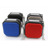 Levering voor doorverkoop van de Spreker van de Muziek van de kubus de Mobiele Draagbare Mini Correcte Draadloze met het Handsfree Roepen