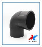 Gute Qualität 90 Grad-Krümmer der Kolben-Schweißungs-Befestigungen SDR11