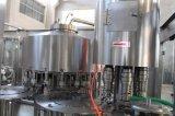 Máquina de engarrafamento de enchimento pura mineral automática cheia da água bebendo