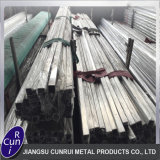 Tubo d'acciaio quadrato inossidabile del commercio all'ingrosso 201 di prezzi di fabbrica di alta qualità