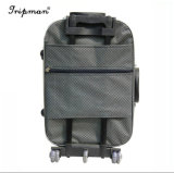 Nuovi bagagli di corsa del sacchetto del carrello degli uomini del filatore del sacchetto di rotolamento di modo