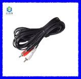 2RCA к кабелю 3.5mm