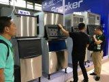 380V Maker van het Ijs van de 1000kg de Commerciële Plak voor Verse Supermarkt