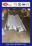 Espulsore a temperatura elevata del fodero del cavo e della fune del silicone