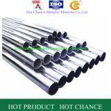 201, 304 tubos y tubo del acero inoxidable del grado