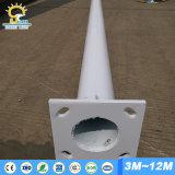Galvanisé à chaud de 6m pôle pour éclairage de rue