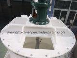 Réservoir de mélange en acier inoxydable émulsifiant avec haute homogénéisateur de cisaillement