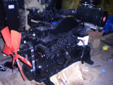 Двигатель Cummins 6btaa5.9-C160 для машинного оборудования конструкции