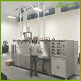 Cbdの薬剤のプラントのための臨界超過草オイルの抽出機械