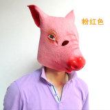 Бухточка резины латекса новизны упорки театра Costume горячей смешной маски головки панды животная