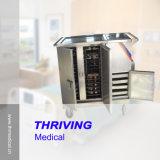 Médicos del Hospital de acero inoxidable calefacción eléctrica Trolley de Alimentos (THR-FC001)