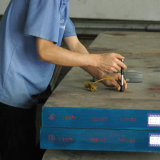 Ck45 1045 C45 S45c 탄소 강철 편평한 바 또는 격판덮개에 의하여 단련되는 상태